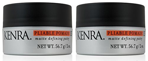 (Kenra Pliable Pomade #15, 2-Ounce (2-Pack))