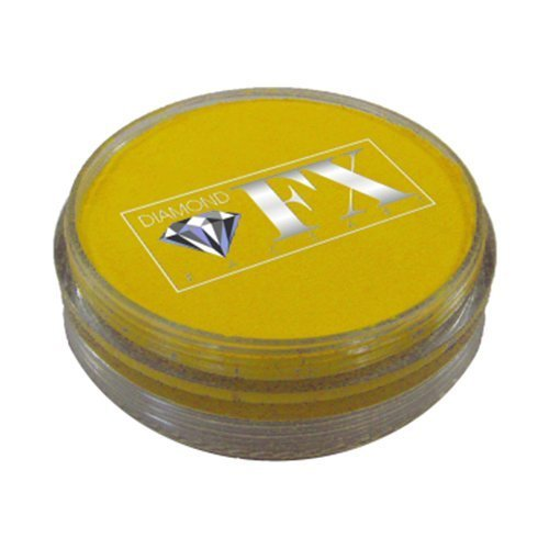 (Diamond FX Essential Face Paint - Yellow (45)