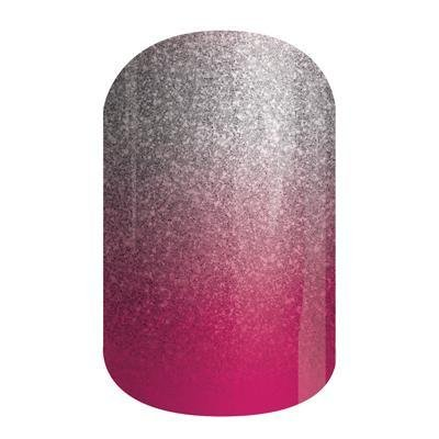 Jamberry Nails - Berry Sparkler  +Bonus Accent Sheet