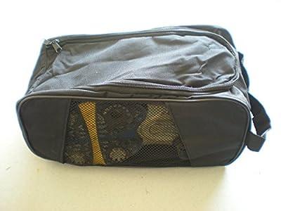 Northwest Ventilated Golf Shoe Bag - Black