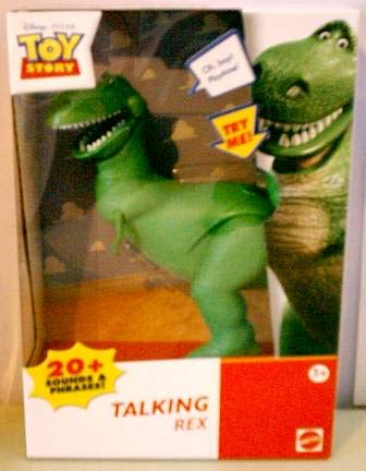 toy story rex figure - 7