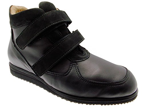 orthopédique Hommes Velcro Y8851 nbsp;à Noir Stretch Large Cheville Loren Extra wWOztqqC