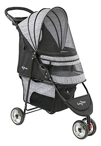 Gen7 Pet G2320SN Pet Supplies Pet Stroller (Renewed)