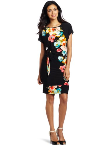 Tiana B Women's Fabulous In Floral Dress