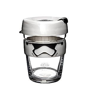 Vaso reusable Star Wars de KeepCup (12oz) | Letras y Latte - Libros en
