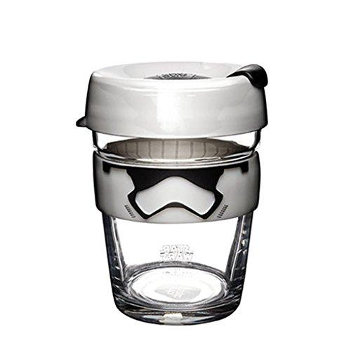 Vaso reusable Star Wars de KeepCup (12oz)   Letras y Latte - Libros en