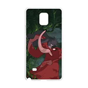 Samsung Galaxy Note 4 Cell Phone Case White Tarzan Character Tantor 005 YWU9286024KSL