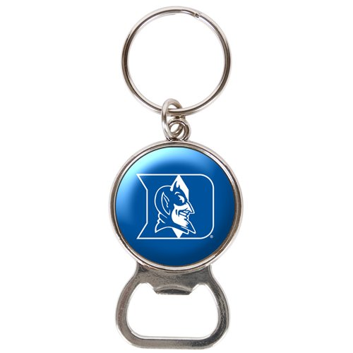 Duke Blue Devils - NCAA Bottle Opener Keychain Devils Bottle Opener Key Ring