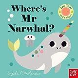 Where's Mr Narwhal? (Felt Flaps)