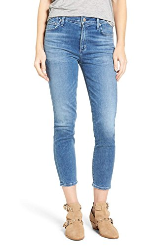 Citizens of Humanity Rocket High Rise Crop Skinny Jean (Pacifica, 32)