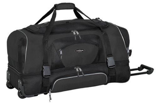 Adventurer 30 Travel Duffel - Color: Black