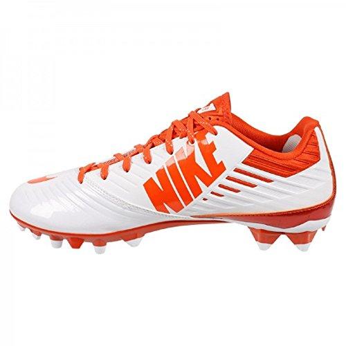 Tacchetti Da Lacrima Nike Mens Vapor Speed Bianco / Arancio Brillante