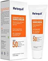Upto 18% off on Re'equil Sun,Skin,Hair Care products