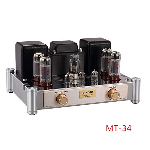 - BOYUU MT-34 MKII EL34 Tube Hi-Fi Intergrated Amplifier Push-pull