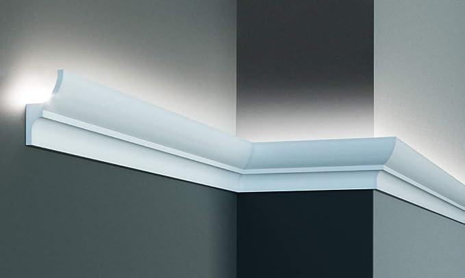 Estremamente Cornice per illuminazione indiretta led a soffitto - EL701 (2 TC21
