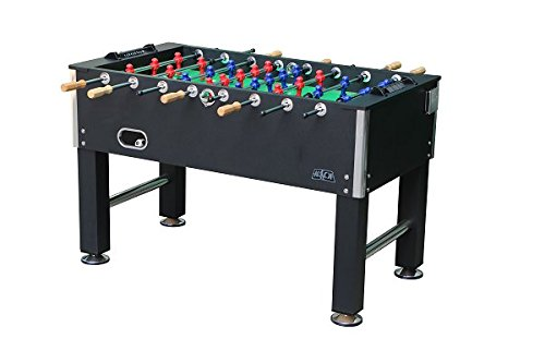 KICK Triumph 55″ in Black Foosball Table