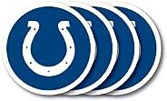 NFL Unisex Vinyl Coaster Set
