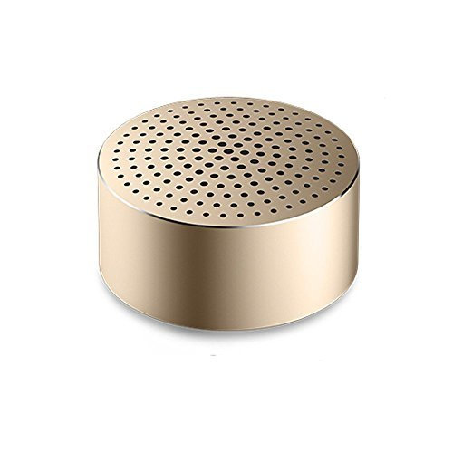 Xiaomi Original xiaomi Portable Bluetooth Speaker Portable Wireless Bluetooth4.0 Mini SpeakerCar Speaker for Mobile Phone - Champagne gold