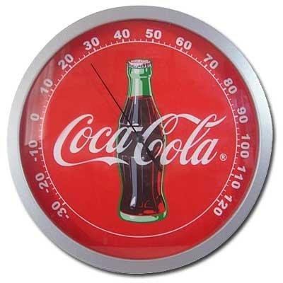 Wood Thermometer: Retro Designed Classic Temperature