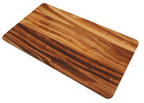 Boumbi Fragrant Camphor Laurel Wood Cutting Board (17.32x9.84x1 inches Edge Grain) ()
