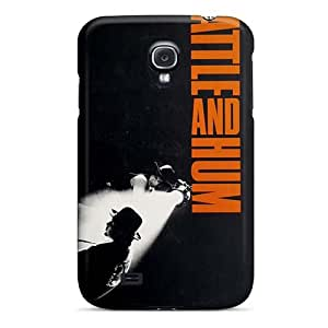 Excellent Hard Cell-phone Case For Samsung Galaxy S4 With Unique Design High-definition U2 Series RudyPugh