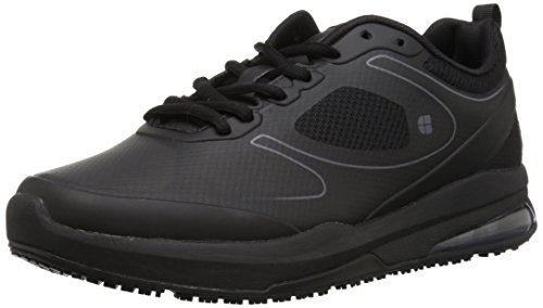 Safety Certified 4 Slip Style Black En 4 Resistant 37 Trainers Women's Crews 29167 Revolution Ii For Size Shoes w1qTaUa