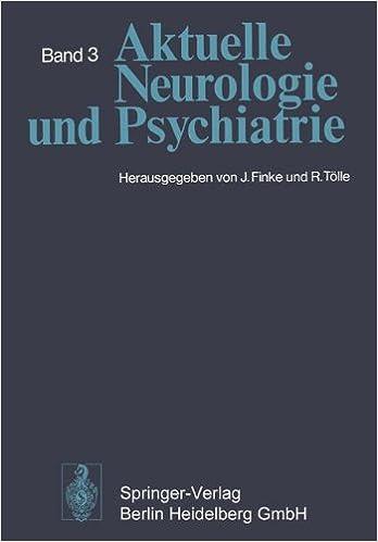 Aktuelle Neurologie und Psychiatrie: Band 3 (German Edition)