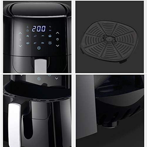 Friteuse multifonctionnelle Air Fryer Maison Multifonction 6L de Grande capacité sans Huile Fries Faible teneur en Gras Machine Air Fryer santé