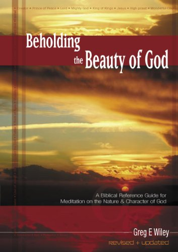 Download Beholding the Beauty of God pdf epub
