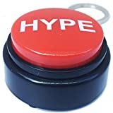 HYPE2Go: Keychain Hype Button | Hip Hop Air Horn