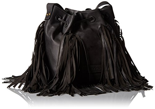 Vincent Damali Bucket Cross Bag Cynthia Black Body Rv6Hpq6wx