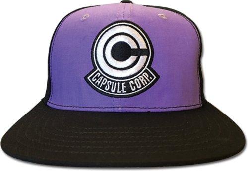 Dragonball Dragon Ball Z Capsule Snapback Cap Cool Anime Hat