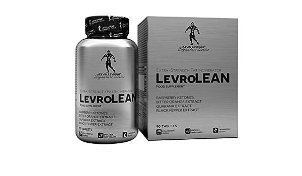 FA Levrone LevroLean 90 cápsulasules: Amazon.es: Salud y ...