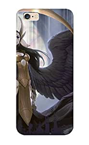Quality Standinmyside Case Cover With Magic The Gathering Angel Wings Nice Appearance Compatible With Iphone 6 Plus()