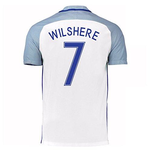 2016-17 England Home Shirt (Wilshere 7) B01ERK4A18