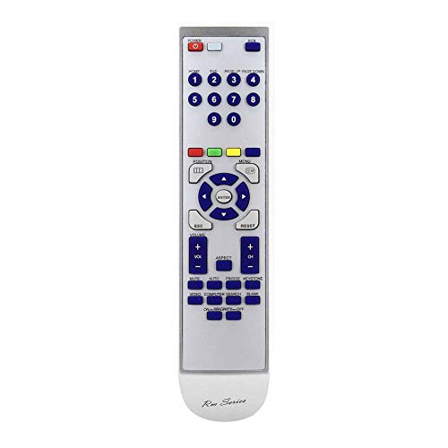 (RM-Series Replacement Remote Control For Viewsonic PJ656)