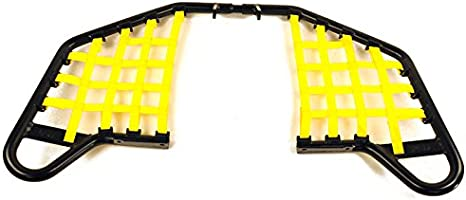NERF Bars Honda TRX 400 negro amarillo: Amazon.es: Coche y moto