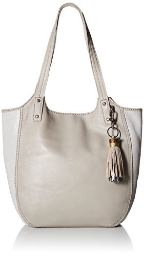 The Sak Tansy Leather Tote - Shadow Sparkle - One Size