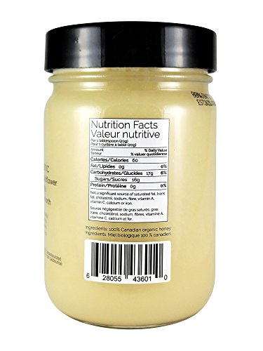 cost and canadian honey Only truly cerified organic canadian honey available 100% canadian single- source never mixed with  your cost could be $000 instead of $3599 get a  $50.