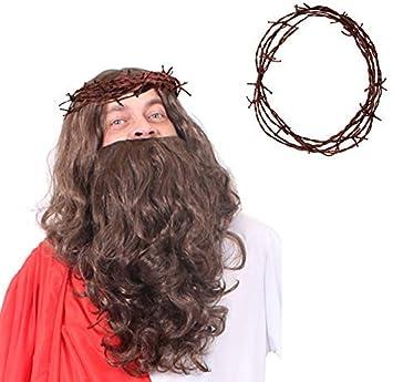 I LOVE FANCY DRESS LTD Accesorios DE Disfraz Conjunto DE Jesus ...