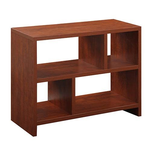 Office Console Table (Convenience Concepts Designs2Go Northfield Console Table Bookcase, Cherry)
