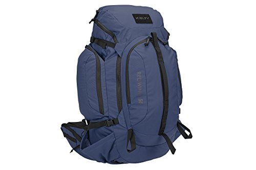 Kelty Aluminum Internal Frame Pack - Kelty Redwing 50 Tactical, Navy