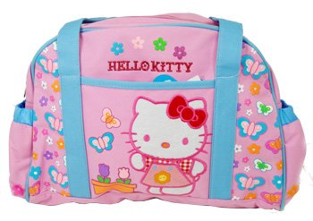 99044f8d1c Amazon.com   Sanrio Hello Kitty Diaper Tote Bag   Hello Kitty For Babys    Baby