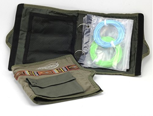 Airflo Fly Line, 6 Compartment head bag ()