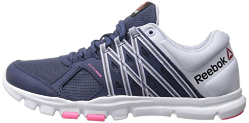 09b6e343500f Reebok Women s Yourflex Trainette 8.0 L Mt Cross-Trainer Shoe ...