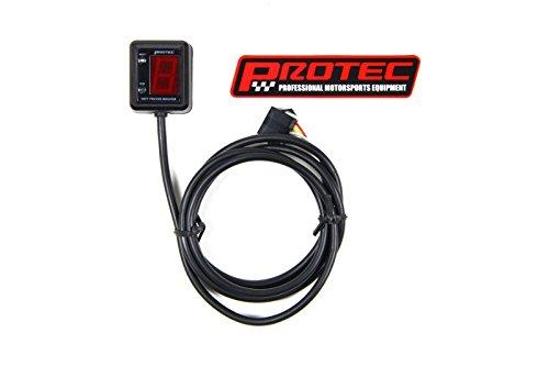 プロテック(PROTEC) シフトポジションインジケーター フルキット 11075 YZF-R6 03-05(5SL) SPI-Y23   B00F25KSG4