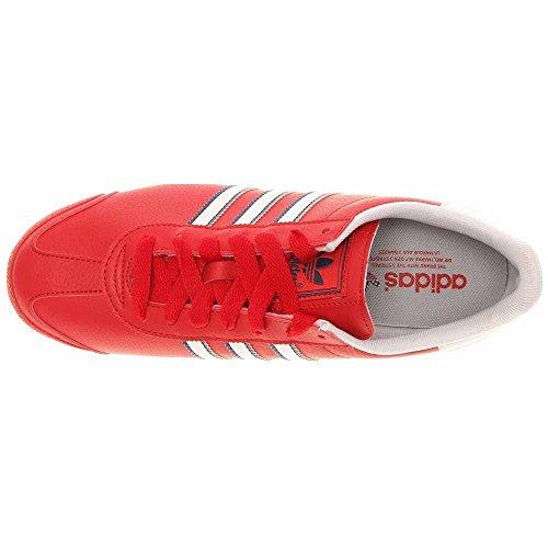Scarpe Da Uomo Adidas Samoa Light Scarlatto / Running White G56515