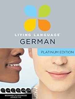 Living Language German, Platinum Edition: A Complete Beginner Through  Advanced Course, Including 3