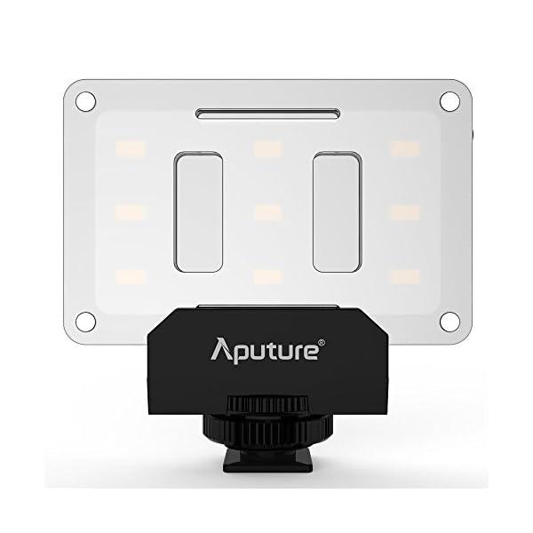 RetinaPix Aputure AL-M9 Amaran LED Mini Light on Camera Video Light