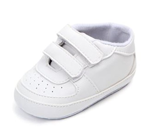 FAJ Fashional Baby Shoes (12-18 Months, White) by Unknown (Image #1)